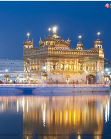 Chandigarh to Amritsar Round Trip Taxi Service