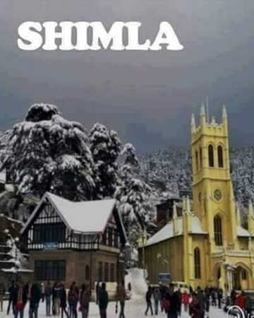 Chandigarh Shimla Tour Package